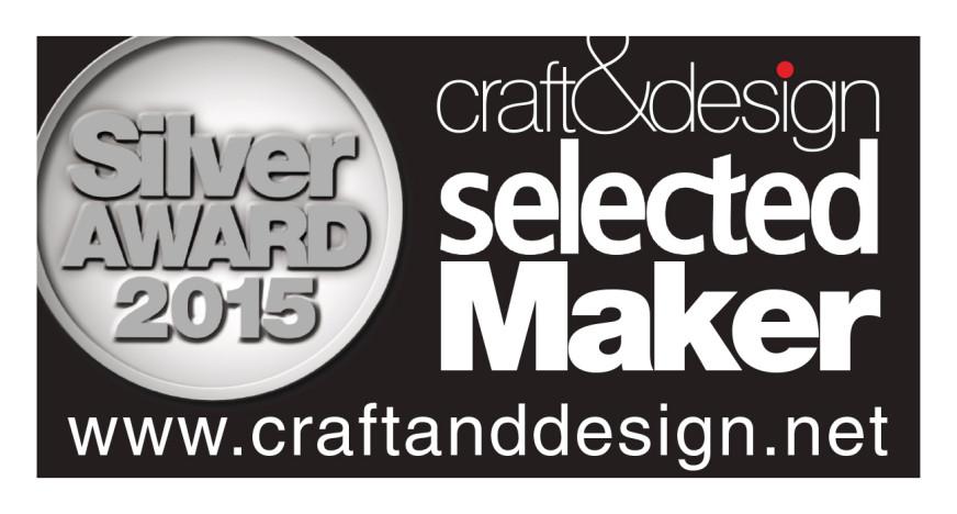 Craft & Design selected maker Silver Award